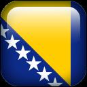Bosnia And Herzegovina Emoticon