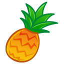 Pineapple Emoticon