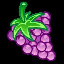 Grape Emoticon