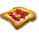 Toast Marmalade Emoticon