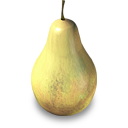 Pear Emoticon