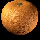 Orange Emoticon