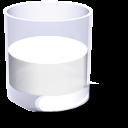 X Milk Emoticon