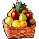 Fruits Emoticon
