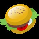 Hamburger Emoticon