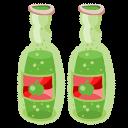 Apple Drink Emoticon