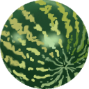 Water Melon Emoticon