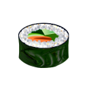 Salada Maki Emoticon