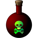 Poison Emoticon