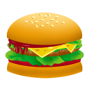 Hamburger Emoticon