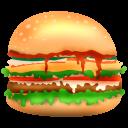 Burger Emoticon