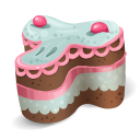 Cake 001 Emoticon