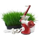Hand Wheatgrass Juicer Emoticon