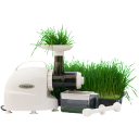 Compact Wheatgrass Juicer Emoticon