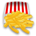 French Fries Emoticon