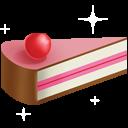 Cake Slice 2 Emoticon