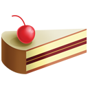 Cake Slice 1 Emoticon