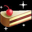 Cake Slice 1 Emoticon