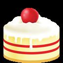 Cake Big Emoticon