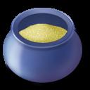 Sugar Bowl Filled Emoticon