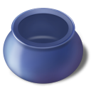 Sugar Bowl Empty Emoticon