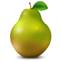 Pear Emoticon