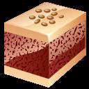 Nuts Cake Emoticon