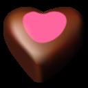 Chocolate Hearts 11 Emoticon