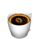 Cup 3 Coffee Emoticon