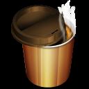 Coffee 2 Hot Emoticon
