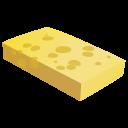 Cheese Chunk Emoticon