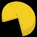 Cheese 3 Emoticon