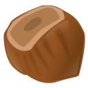 Hazel Nut Emoticon