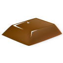 Chocolate Block 2 Emoticon