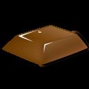 Chocolate Block 2 Emoticon