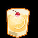 Whiskey Sour Emoticon