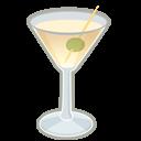 Vodka Martini Emoticon