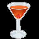 Martini Sweet Emoticon