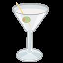 Martini Dry Emoticon