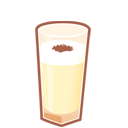 Brandy Eggnog Emoticon