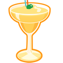 Banana Daiquiri Emoticon