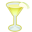Apple Martini Emoticon