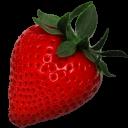Strawberry Emoticon