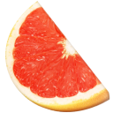 Grapefruit Emoticon