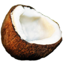 Coconut Emoticon