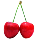 Cherry Emoticon