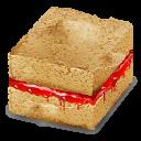 Cherry Cake Emoticon