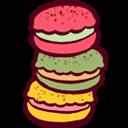 Macarons Emoticon