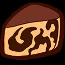 Gateau Marbre Emoticon
