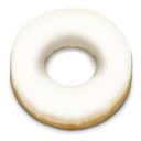 Donut Emoticon